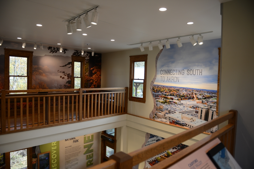 cuyahoga valley national park visitor center