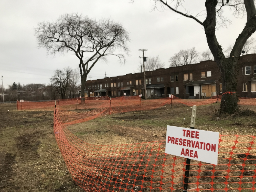 A former orchard site will become a preschool in Cleveland.