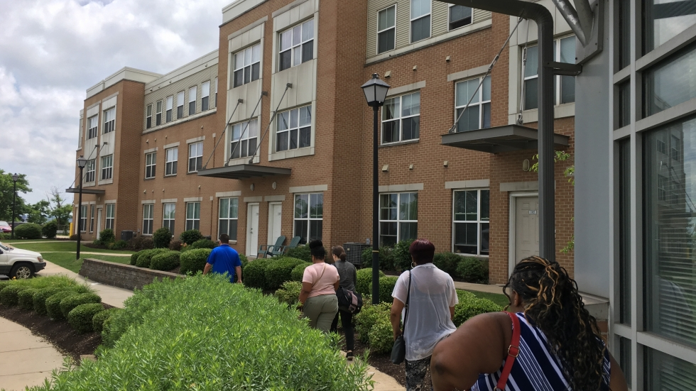 Tremont Pointe is a mixed-income public housing redevelopment in Cleveland.